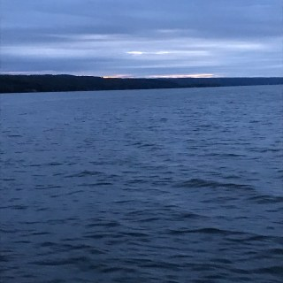 Cayuga Lake Sunset Cruise, Ithaca, New York