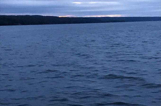 Cayuga Lake Sunset Cruise, Ithaca, New York