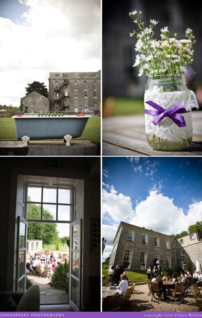 Wedding Photography Mill House Slane