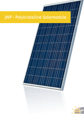 Moduli fotovoltaici Jurawatt