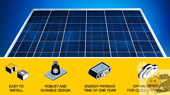 Pannelli fotovoltaici REC Solar Peak Energy