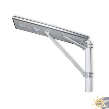 YTH 40W all in one LED solar street light - Lampione stradale