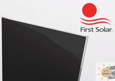First Solar presenta ufficialmente i moduli CdTe Serie 6
