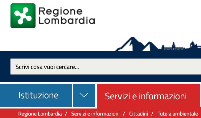 Regione Lombardia Bando accumulo 2019-2020