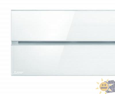 Mitsubishi Electric Inverter MSZ-LN Kirigamine Style Pearl White WI-FI