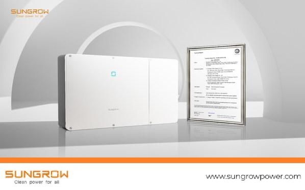 L'inverter SG110CX di Sungrow