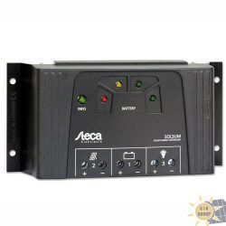 Solar Charge Controller Steca Solsum 4040