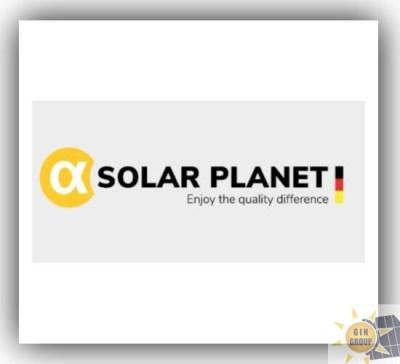 ALPHA SOLAR PLANET