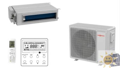 Climatizzatore professionale monosplit VITOCLIMA 242-S Canalizzata