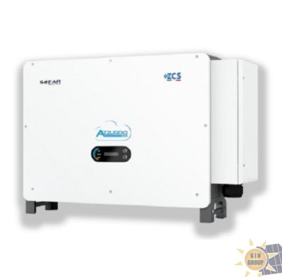 Azzurro - Inverter di stringa trifase 100-125-136KW-HV