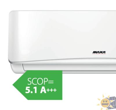 MAXA Condizionatore mono 3D DC con predisposizione WiFi 2,7 kW÷7,3 kW