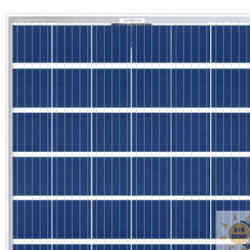 VGS Moduli fotovoltaici trasparenti da 230-240W Poly