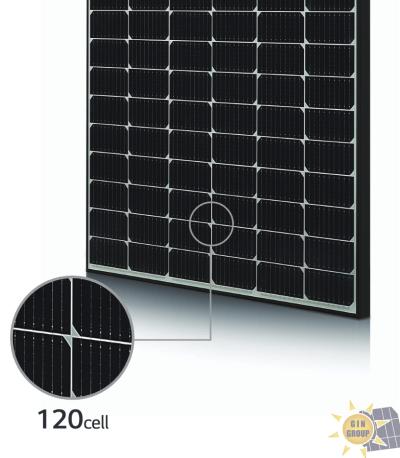 LG SOLAR NeONH LG370-390N1C-E6