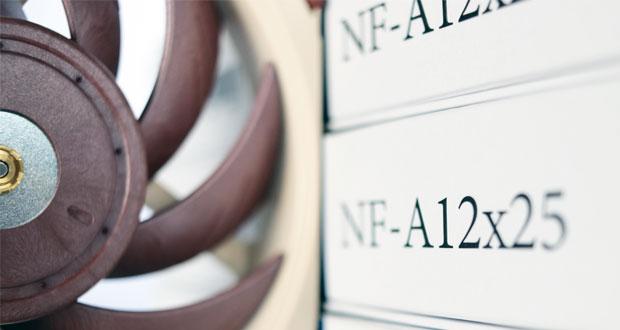 Ventilateur NF-A12X25 de Noctua