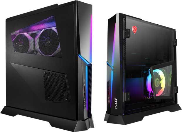 PC Gaming Trident X de MSI