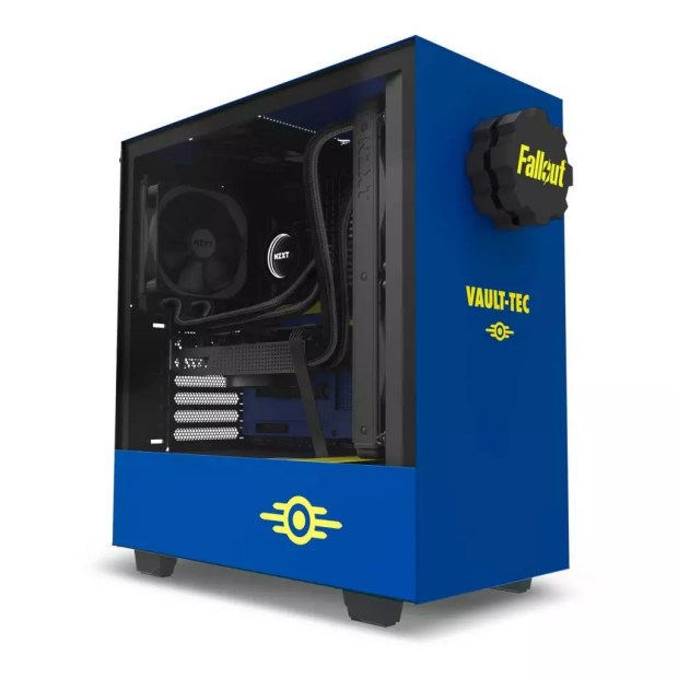 Boitier PC H500 Vault Boy de NZXT