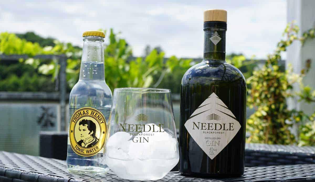 Testbericht Needle Blackforest Dry Gin Ginnatic Dein