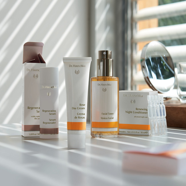 Dr Hauschka Skin Care Products