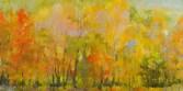 Spring Tree Line oil     24x48