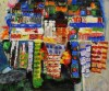 Street Vendor oil     18x24