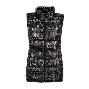 Dolcezza Simply Art Vest in black