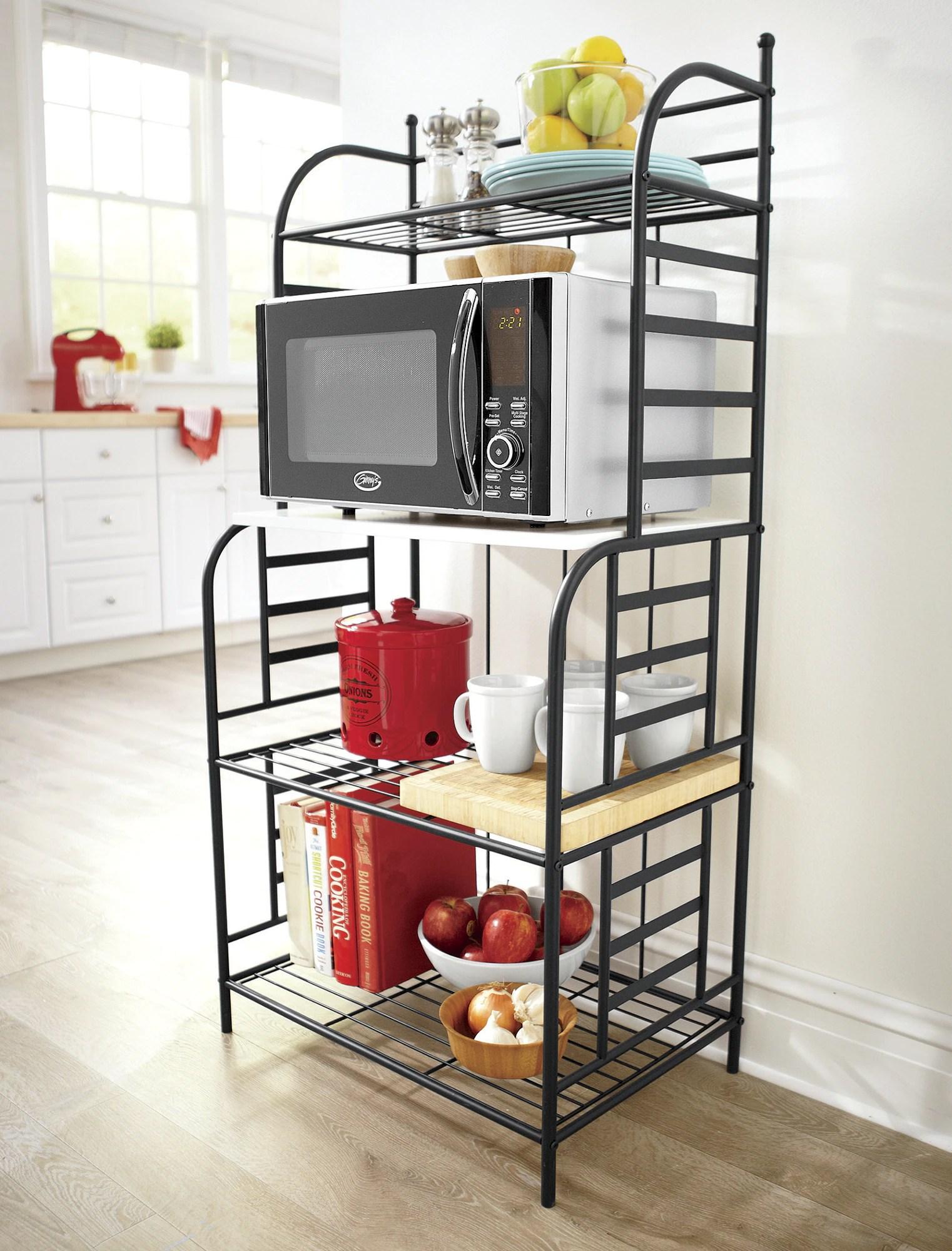 microwave stand