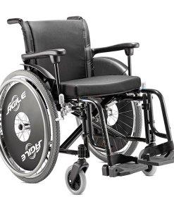 Cadeira de rodas Ágile Ortopedia Jaguaribe