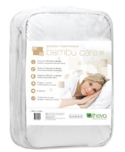 Pillow Top Impermeável Bambu Care