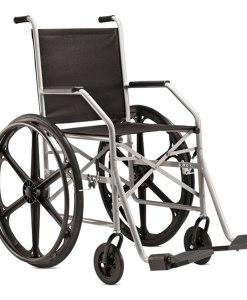 Cadeira de rodas 1009 Nylon - Ortopedia Jaguaribe
