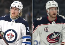 Winnipeg Jets' Patrik Laine traded for Columbus Blue Jackets' Pierre-Luc Dubois