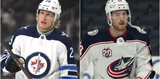 Winnipeg Jets' Patrik Laine traded for Columbus Blue Jackets' Pierre-Luc Dubois