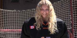 Taya Currie drafted OHL Sarnia Sting