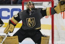 Marc-Andre Fleury traded to Chicago Blackhawks