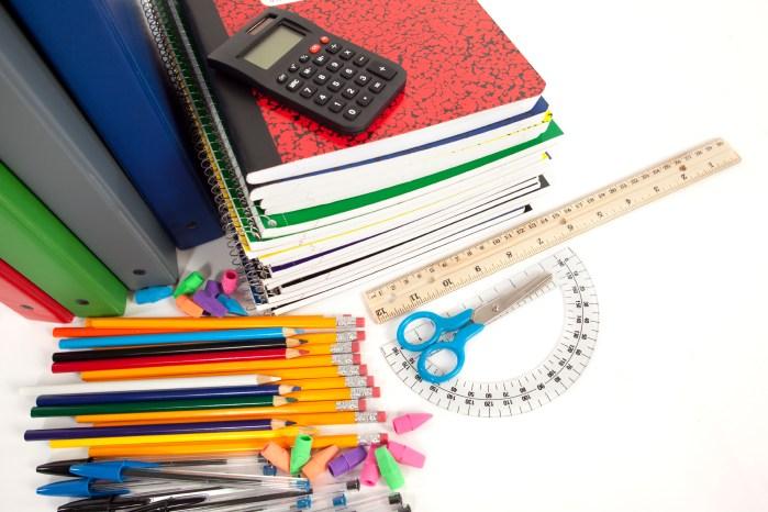 1-R 2017/18 School Supplies