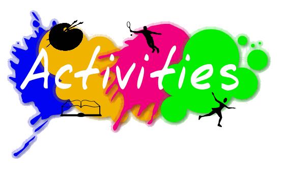 Activity Websites