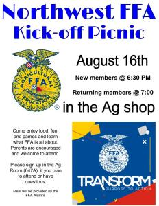 Kick off Picnic