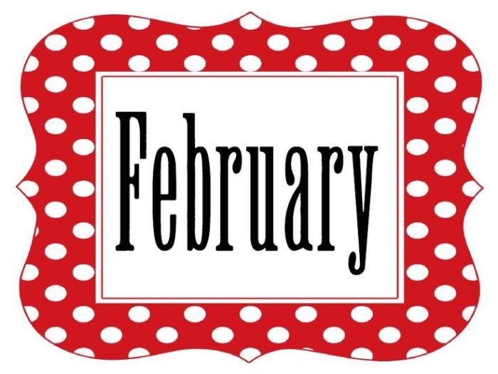 February Newsletter High School