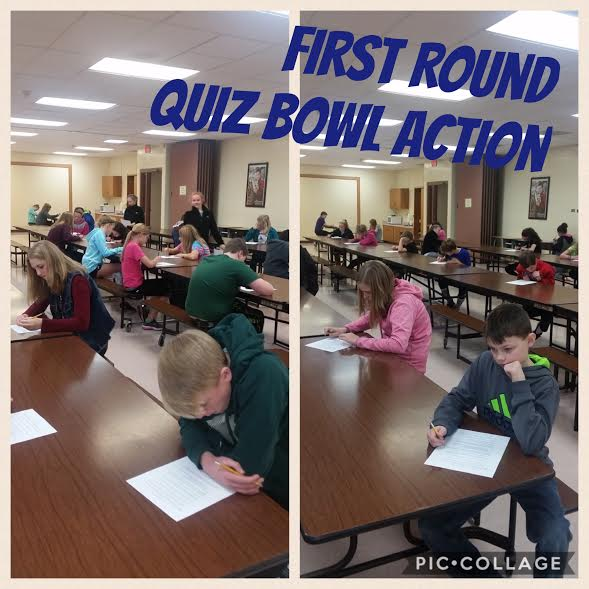 Quiz Bowl Tryouts