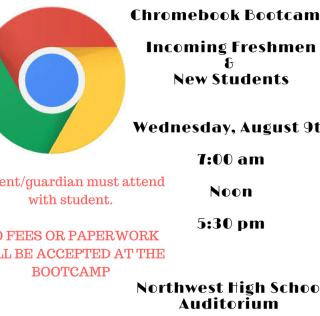High School Chromebook Bootcamp