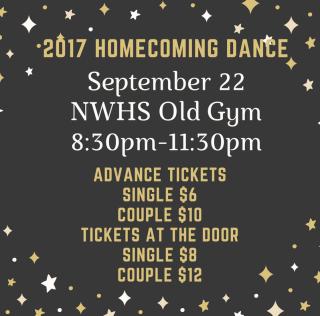 NWHS 2017 Homecoming