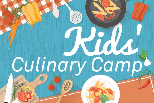 K-5 Culinary Camp Rescheduled for Dec 8
