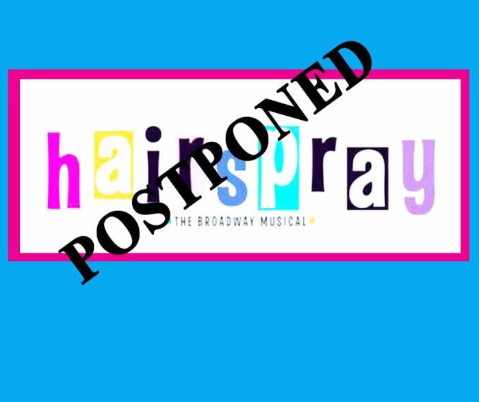 Musical Postponed