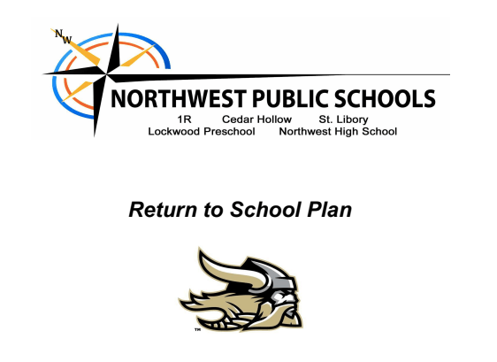 NWPS Return to School Plan for the 2020-2021 School Year