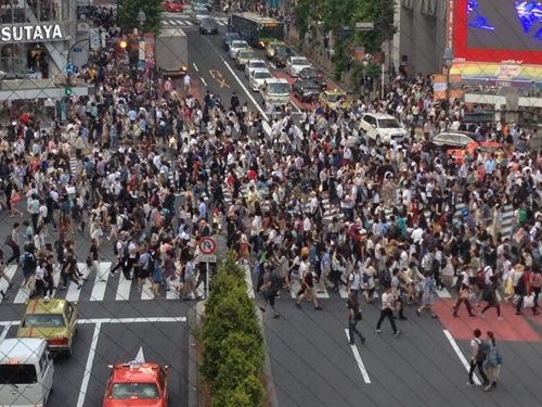 渋谷スクランブル3