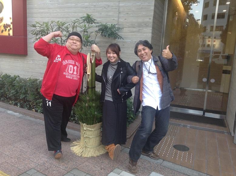 浅草と上野クルーズ