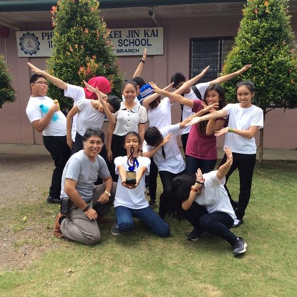 フィリピン日系人会国際学校PNJK-IS