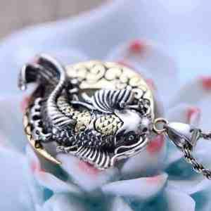 koi jewelry