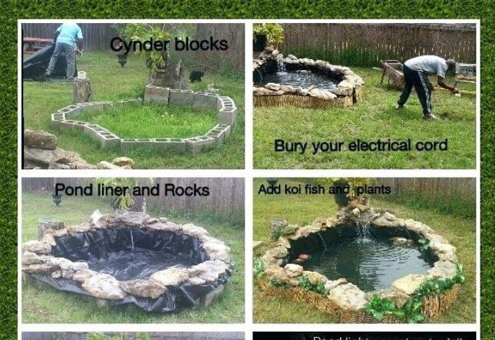 building a koi pond Unlock How to Build Awesome Pond 2019
