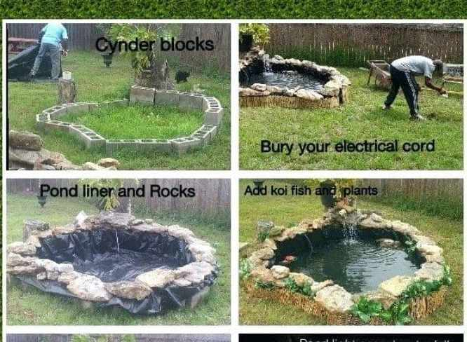 building a koi pond How to Create an Eco Environment for Your Koi Fish