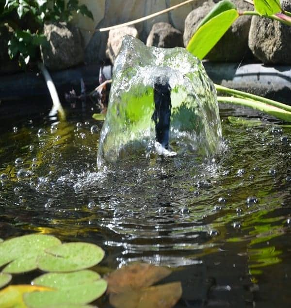 Amazing Tips to Light up Your Outdoor koi pond fountain